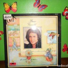 Discos de vinilo: BRUNO GRIMALDI - DE VOUS A MOI - LP. Lote 221705805