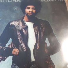 Discos de vinilo: STANLEY CLARKE MODERN MAN. Lote 221706820