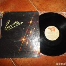 Discos de vinilo: EVITA FESTIVAL LP VINILO 1979 ESPAÑA RSO KEVIN OWENS LUCIA SUAREZ CATALINA SEVILLA CONTIENE 7 TEMAS. Lote 221707297