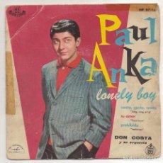 Discos de vinilo: DISCO PAUL ANKA. Lote 221708716