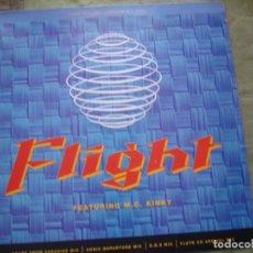Discos de vinilo: FLIGHT FEATURING M.C. KINKY FLIGHT. Lote 221712435