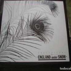 Discos de vinilo: ENGLAND UNDER SNOW INVITATIONS. Lote 221714195