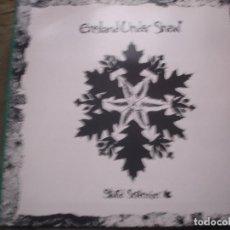 Discos de vinilo: ENGLAND UNDER SNOW STUPID SEPTEMBER. Lote 221714323