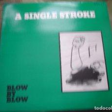 Discos de vinilo: BLOW BY BLOW A SINGLE STROKE. Lote 221714402
