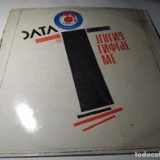 Discos de vinilo: MAXI - DATA ?– LIVING INSIDE ME - ILL 2112 ( VG+ / VG+) UK 1983. Lote 221714617
