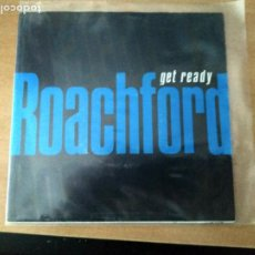 Discos de vinilo: SINGLE PROMOCIONAL ROACHFORD. GET READY. CBS 1991. PERFECTO ESTADO.. Lote 221716800