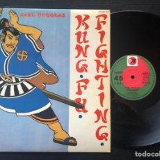 Discos de vinilo: CARL DOUGLAS – KUNG FU FIGHTING. Lote 221718820