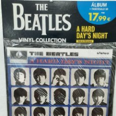 Disques de vinyle: THE BEATLES 'A HARD DAY'S NIGHT' - VINYL COLLECTION PLANETA DE AGOSTINI N. 10 (PRECINTADO). Lote 221721645