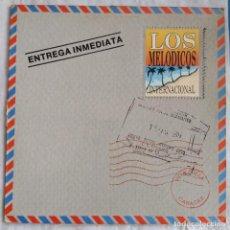 Discos de vinilo: LOS MELÓDICOS - LOS MELÓDICOS..... INTERNACIONAL (LP, ALBUM) (1993,ES). Lote 221726763