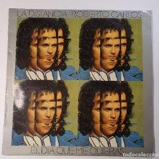 Discos de vinilo: ROBERTO CARLOS *** LA DISTANCIA ***LP. Lote 221727271
