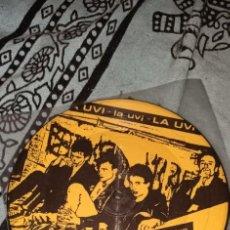 "Discos de vinilo: LA UVI: YA ESTÁ BIEN SINGLE 7"" PICTURE DISC. Lote 221729923"