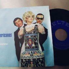 Discos de vinilo: LOS 3 SUDAMERICANOS-SINGLE CANDIDA-NUEVO. Lote 221730777