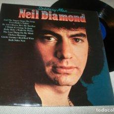 Discos de vinilo: NEIL DIAMOND - SOLITARY MAN...LP DE - PICKWICK RECORDS - EDICION DE U.K. - MUY BUEN ESTADO. Lote 221732551