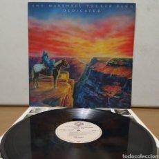 Discos de vinilo: THE MARSHALL TUCKER BAND - DEDICATED 1981 ED ALEMANA. Lote 221734063