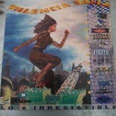 Discos de vinilo: DISCO DE VINILO VALENCIA BAILA. Lote 221739458