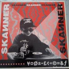 Discos de vinilo: DISCO DE VINILO SKANNER DJ TONNY. Lote 221739812