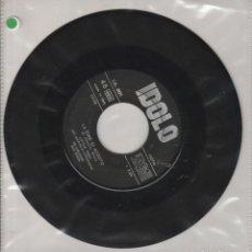 Discos de vinilo: 45 GIRI NO COVER LITTLE TONY LABEL IDOLO QUANDO VERDAI LA MIA RAGAZZA /LA FINE DI AGOSTO 1964 ITALY. Lote 221741123
