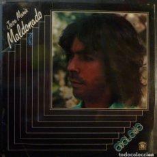 Discos de vinilo: JOSE MARIA MALDONADO // ABALORIOS // 1982 // (VG VG). LP. Lote 221741206