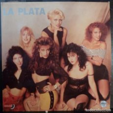 Discos de vinilo: LA PLATA // LA PLATA // 1990 // (VG VG). LP. Lote 221741331