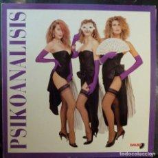 Discos de vinilo: PSIKOANALISIS // PSIKOANALISIS // ENCARTE // 1990 // (VG VG). LP. Lote 221741420