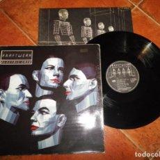 Discos de vinilo: KRAFTWERK ELECTRIC CAFE LP VINILO DEL AÑO 1986 EMI ESPAÑA GATEFOLD CONTIENE 6 TEMAS. Lote 221741440