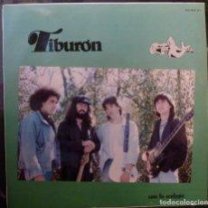 Discos de vinilo: TIBURON // AMO LA ECOLOGIA // 1987 // (VG VG). LP. Lote 221741573