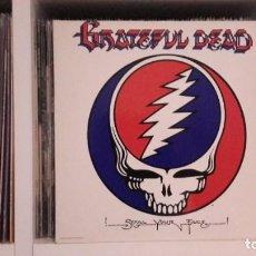 Discos de vinilo: GRATEFUL DEAD - STEAL YOUR FACE (2 LPS). Lote 221741663