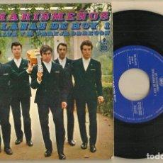 Discos de vinilo: SINGLE.VINILO. LOS MARISMEÑOS. SEVILLANAS DE HOY 1. HISPAVOX HH 16 - 673. (P/C61). Lote 221742300