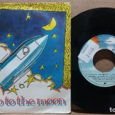 Discos de vinilo: MUSICAL YOUTH / LET'S TO THE MOON / SINGLE 7 INCH. Lote 221742935