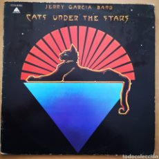 Discos de vinilo: JERRY GARCIA BAND - CATS UNDER THE STARS - RARA VERSION. Lote 221743058