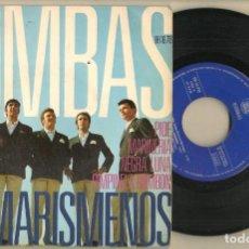 Discos de vinilo: SINGLE.VINILO. LOS MARISMEÑOS. RUMBAS. HISPAVOX HH 16 - 716. (P/C61). Lote 221744740