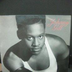 Discos de vinilo: JOHNNY GILL.MY,MY,MY. LP MOTOWN RECORD 1990. Lote 221748392