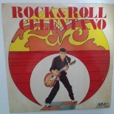 Discos de vinilo: ADRIANO CELENTANO- ROCK & ROLL CELENTANO- SPAIN LP 1972- VINILO EN BUEN ESTADO.. Lote 221753098