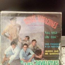 Discos de vinilo: LOS JAVALOYAS - BUENAS VIBRACIONES (GOOD VIBRATIONS). Lote 221761713