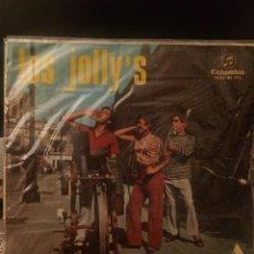 Discos de vinilo: LOS JOLLY'S - EL AFILADOR. Lote 221762173