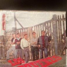 Discos de vinilo: LOS JÓVENES - ADIOS, MI AMOR. Lote 221762400