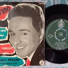 Discos de vinilo: SINGLE TORREBRUNO - BUENAS NOCHES MI AMOR -¡ÚNICO ENVÍO A FINAL DE MES!. Lote 221763125