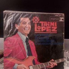 Discos de vinilo: TRINI LÓPEZ - LA BAMBA. Lote 221768570