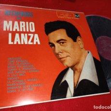 Discos de vinilo: MARIO LANZA RECUERDOS DE LP 1959 RCA 3L16261 ESPAÑA SPAIN. Lote 221770295
