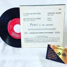 Discos de vinilo: PERET , LP Y SUS GITANOS. Lote 221770815