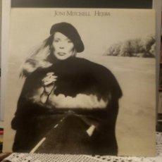 Discos de vinilo: JONI MITCHELL - HEJIRA (GATEFOLD). Lote 221772605