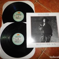 Discos de vinilo: SYLVESTER THE 12 X 12 COLLECTION DOBLE LP VINILO AÑO 1988 USA CONTIENE 13 TEMAS 2 LP. Lote 221776398