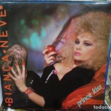 Discos de vinilo: BIANCA NEVE - PRICE KISS - MAXI SINGLE DEL SELLO INDALO MUSIC DE 1986. Lote 221777065