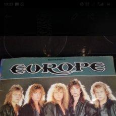 Discos de vinilo: DISCOS VINILO ANTIGUOS ROCK. Lote 221778791