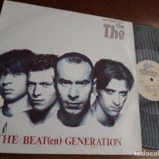 Discos de vinilo: THE THE – THE BEAT(EN) GENERATION-MAXI-ESPAÑA-1989-EPIC – 654578 6. Lote 221779641