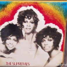 Disques de vinyle: THE SUPREMES, TAMLA MOTOWN, 1973 ED ESPAÑA. Lote 221781858