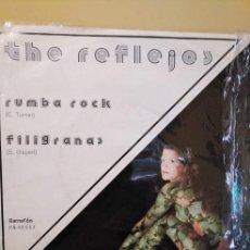 Discos de vinilo: THE REFLEJOS - FILIGRANAS (RARO GRUPO ESPAÑOL). Lote 221782571