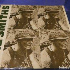 Discos de vinilo: EXPRO LP THE SMITHS MEAT IS MURDER NUEVOS MEDIOS MUY BUEN ESTADO GENERAL!!!!. Lote 221783313