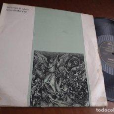 Discos de vinilo: SAD LOVERS & GIANTS* – SEVEN KINDS OF SIN-MAXI-1987- MIDNIGHT MUSIC – DONG 31-RARO!!. Lote 221783848