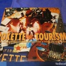 Discos de vinilo: EXPRO GRUESO DOBLE LP ROXETTE TOURISIM 1992 MUY OPTIMO ESTADO MUY BONITO. Lote 221784406